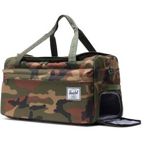 Herschel Outfitter 50L Reisetasche woodland camo